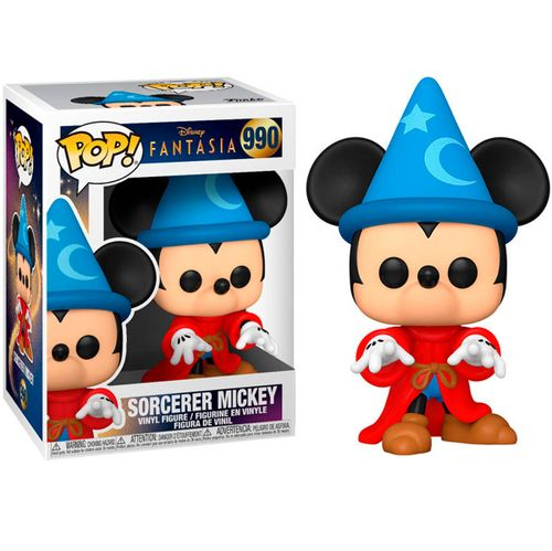 Funko POP Disney Mickey Mouse Mago