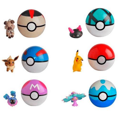 Pokémon Clip N' Go Surtido