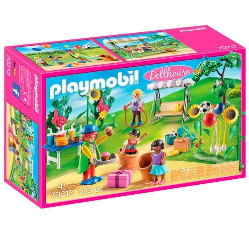 Playmobil Fiesta de Cumpleaños Infantil