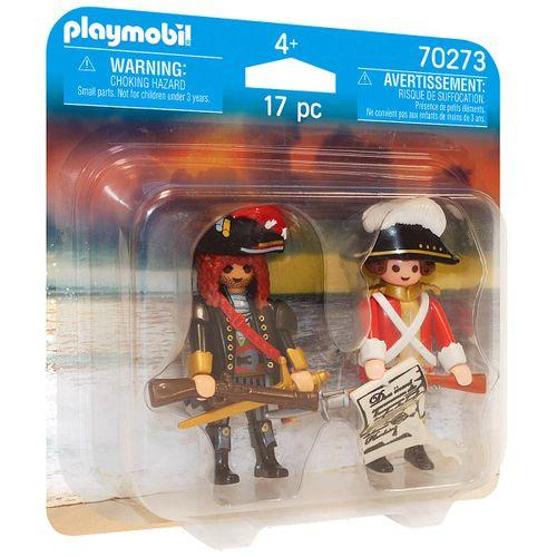 Playmobil Pirates Pirata y Soldado