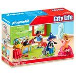 Playmobil-City-Life-Niños-con-Disfraces