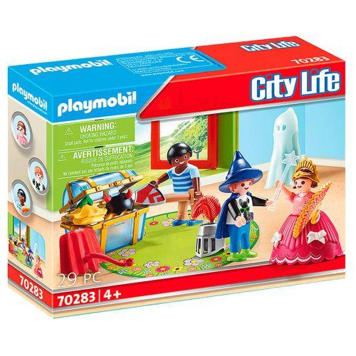 Playmobil City Life Niños con Disfraces