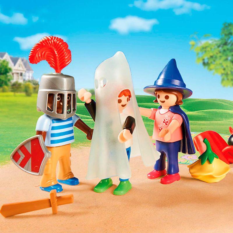 Playmobil-City-Life-Niños-con-Disfraces_1