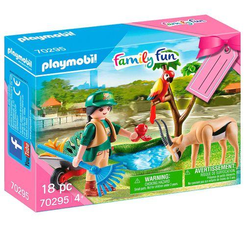 Playmobil Family Fun Set Zoo