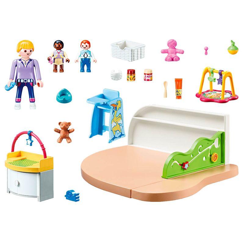 Playmobil-City-Life-Habitacion-de-Bebes_1