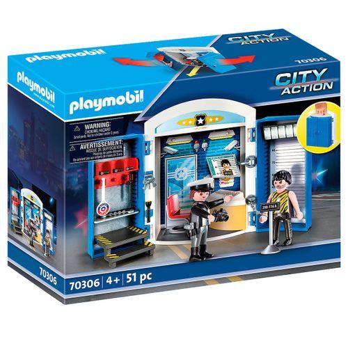 Playmobil City Action Cofre Policía