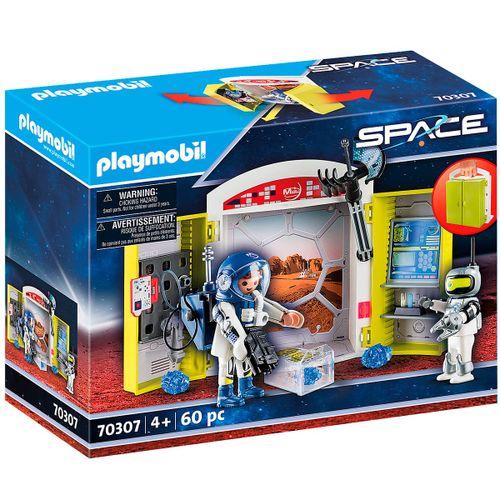 Playmobil Space Cofre Misión a Marte