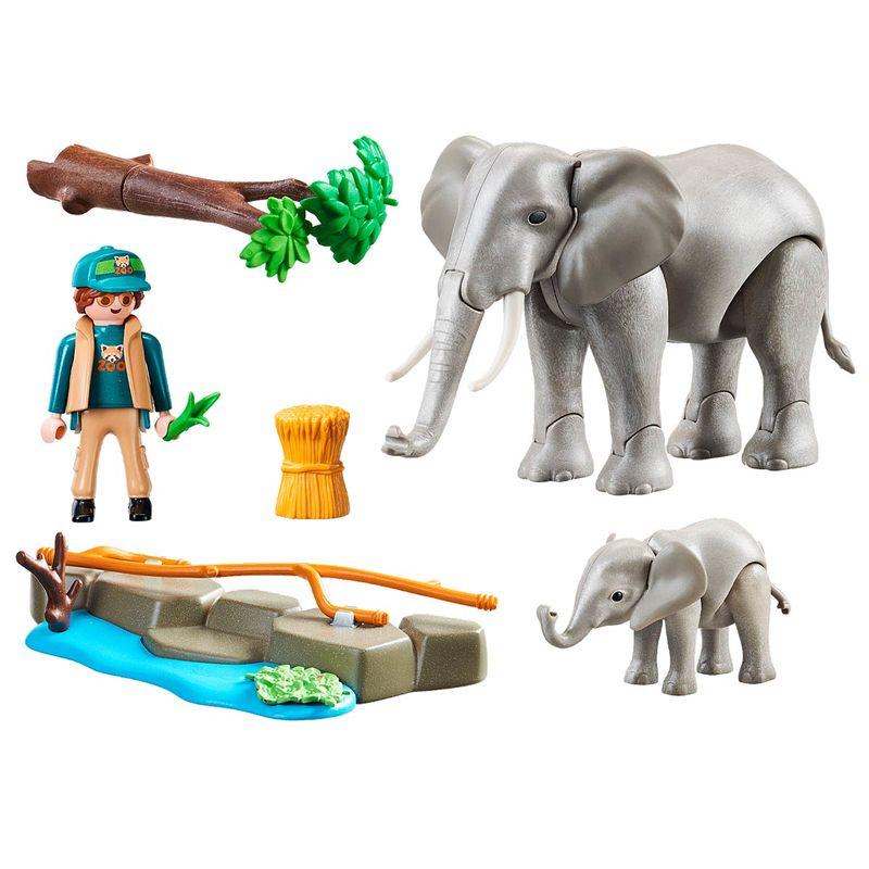 Playmobil-Family-Fun-Recinto-Exterior-de-Elefantes_1
