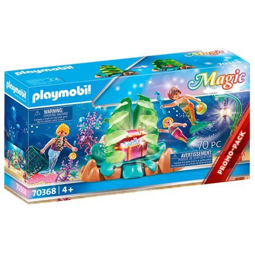 Playmobil Magic Salón Coral de Sirenas