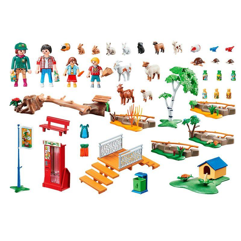 Playmobil-Family-Fun-Zoo-de-Mascotas_1