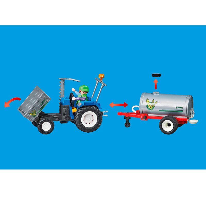Playmobil-Country-Tractor-de-Carga-con-Tanque_2