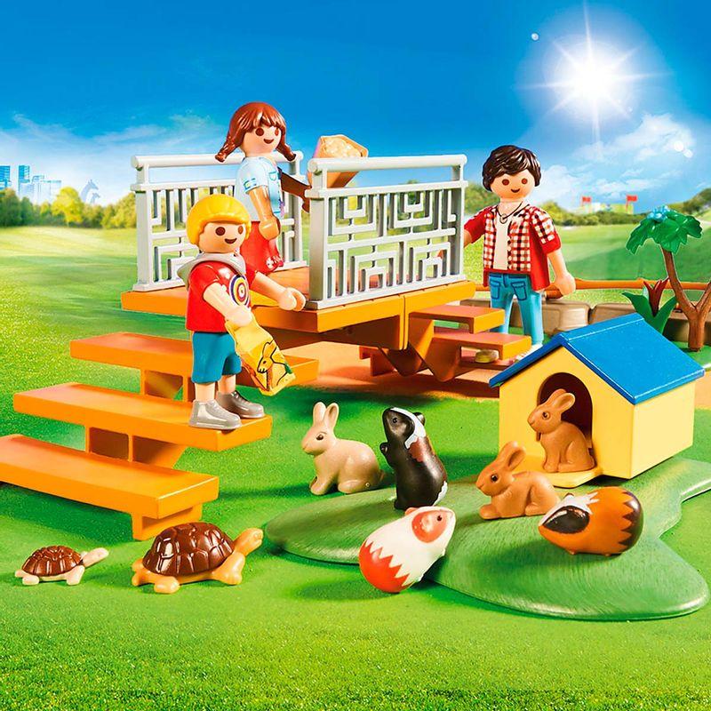 Playmobil-Family-Fun-Zoo-de-Mascotas_2