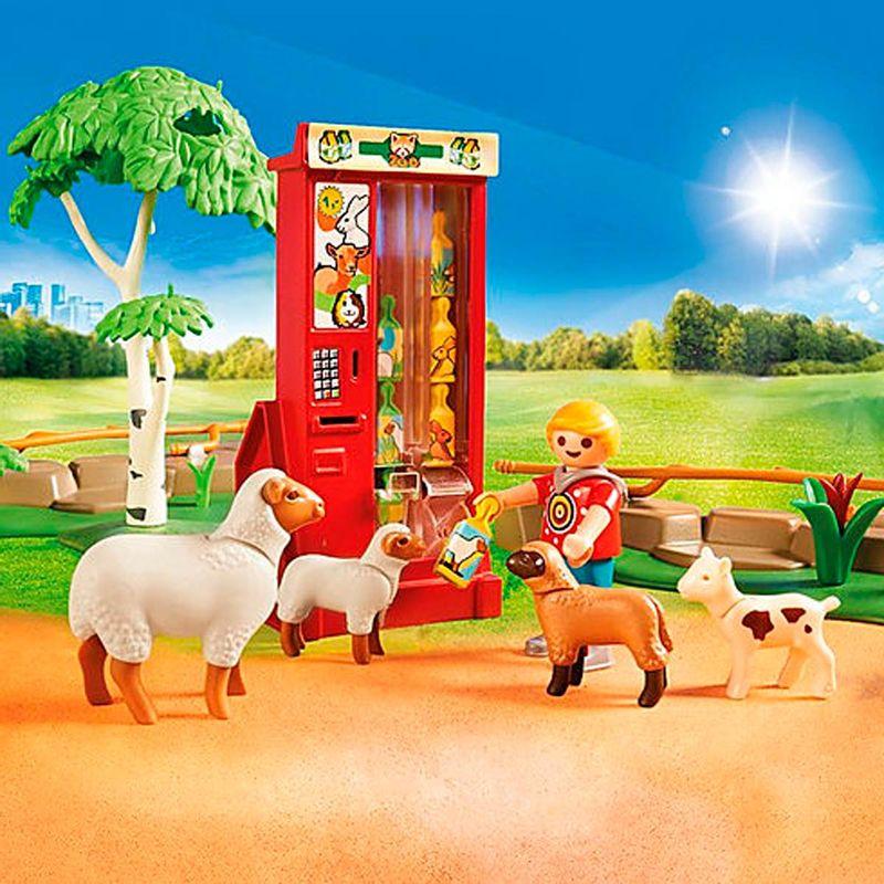 Playmobil-Family-Fun-Zoo-de-Mascotas_3