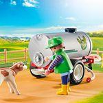 Playmobil-Country-Tractor-de-Carga-con-Tanque_3