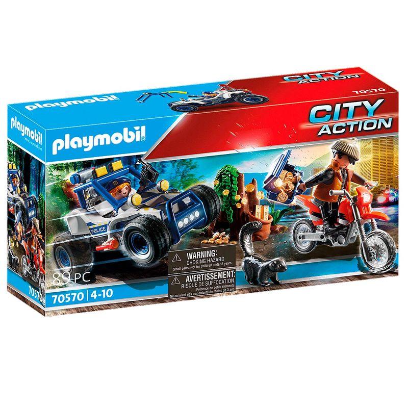 Playmobil-City-Action-Policia-Persecucion-Tesoro