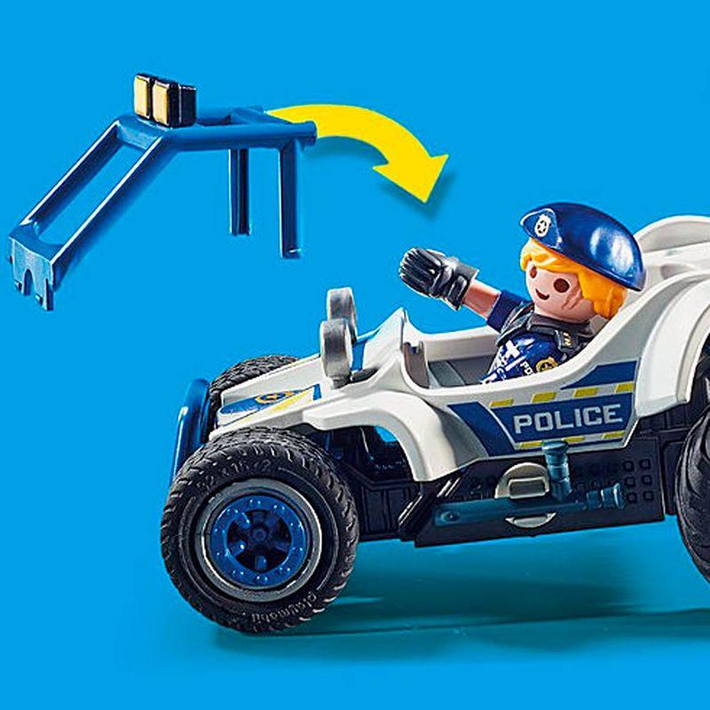 Playmobil-City-Action-Policia-Persecucion-Tesoro_3