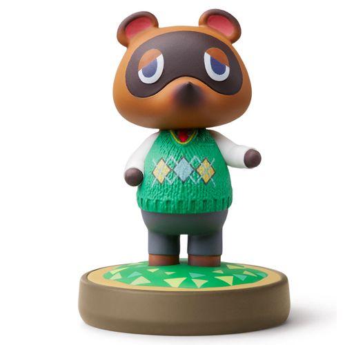 Figura Amiibo Tom Nook (Serie Animal Crossing)