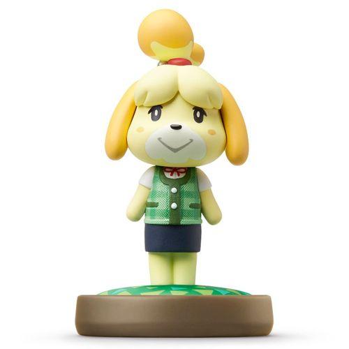 Figura Amiibo Canela Verano (Serie Animal Crossing)