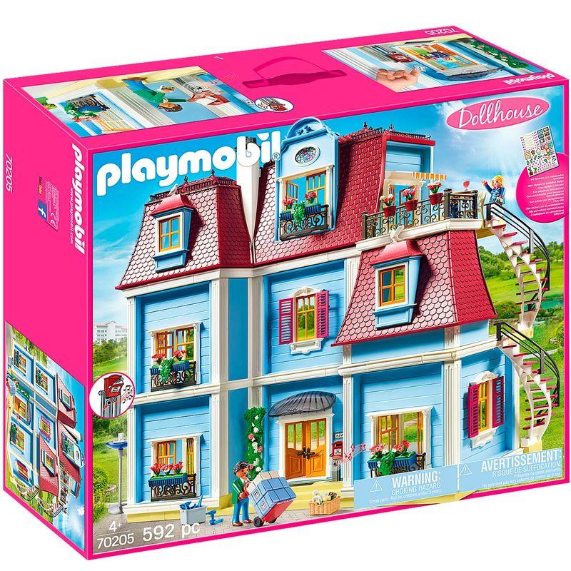 Playmobil-Dollhouse-Casa-de-Muñecas