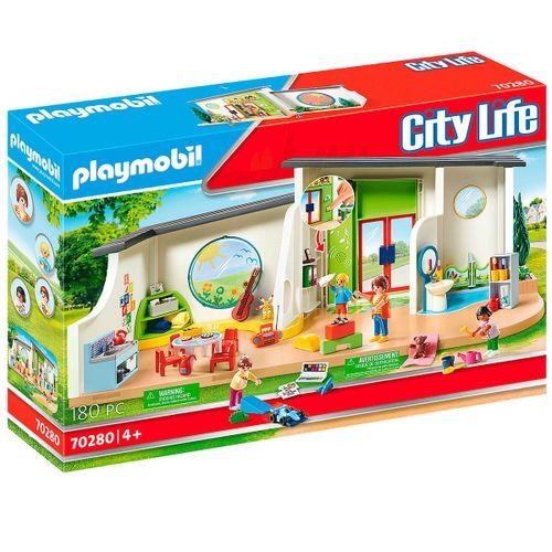 Playmobil City Life Guadería Arcoíris