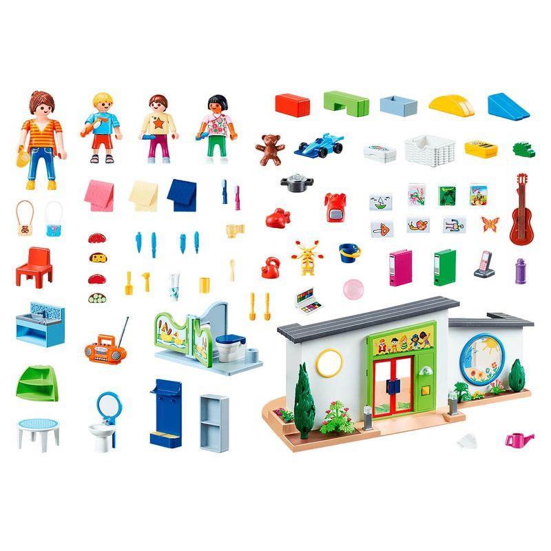 Playmobil-City-Life-Guaderia-Arcoiris_1