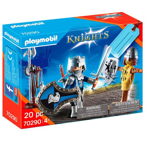 Playmobil Knights Set de Caballeros