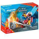 Playmobil-City-Action-Set-de-Bomberos