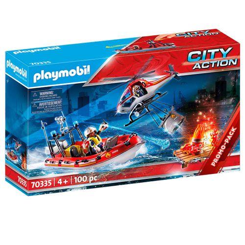 Playmobil City Action Misión de Rescate