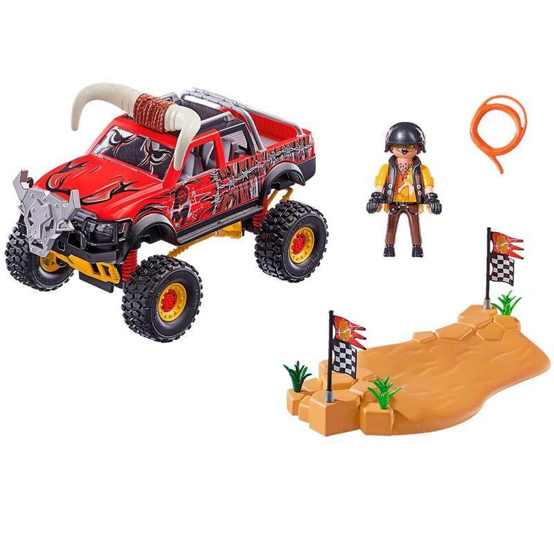 Playmobil-Stuntshow-Monster-Truck-Horned_1