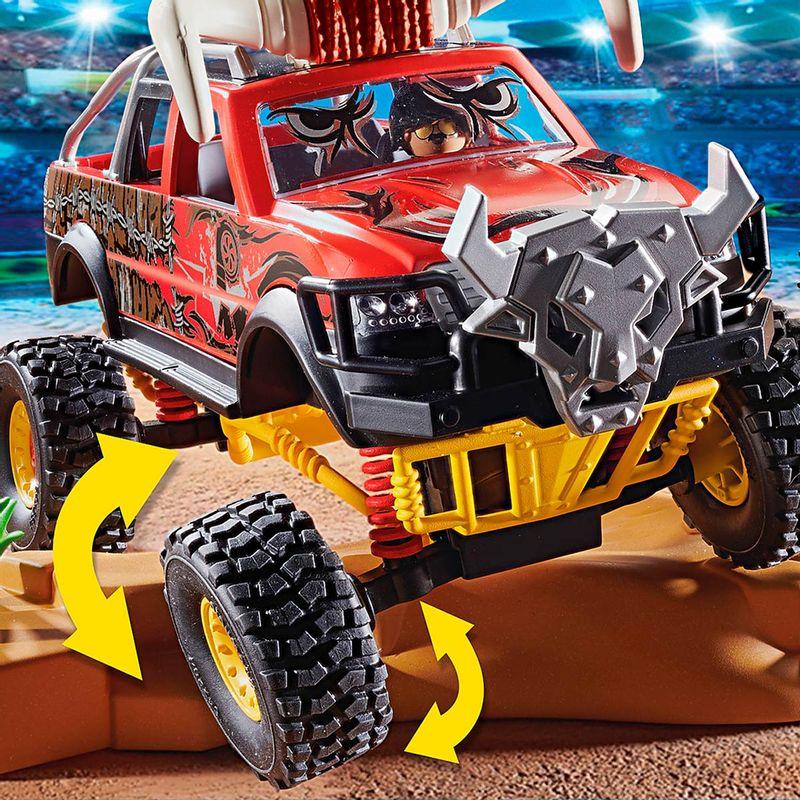 Playmobil-Stuntshow-Monster-Truck-Horned_2