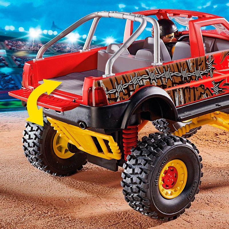 Playmobil-Stuntshow-Monster-Truck-Horned_3