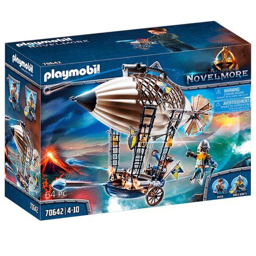Playmobil Nolvemore Zeppelin Novelmore de Dario