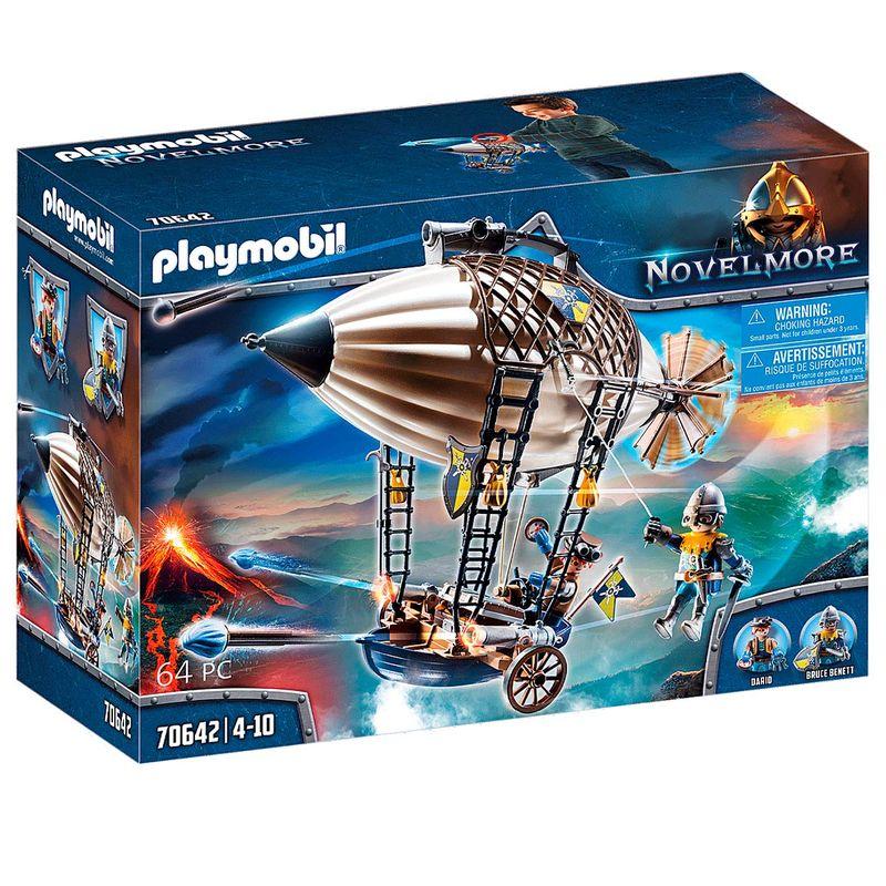 Playmobil-Nolvemore-Zeppelin-Novelmore-de-Dario