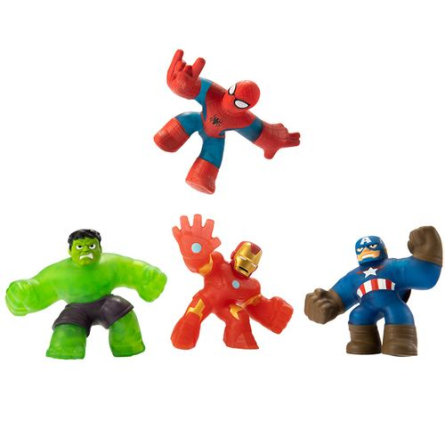 Marvel Goo Jit Zu Figura Individual Surtida