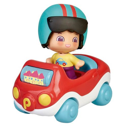 My First Pinypon Happy Vehicles Coche