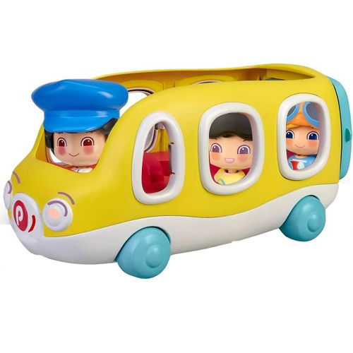 My First Pinypon Happy Vehicles Autobús