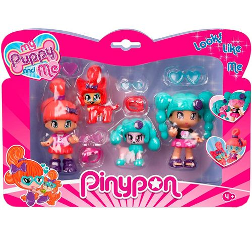 Pinypon Pack My Puppy and Me