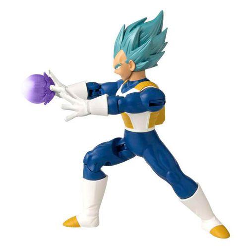 Dragon Ball Attack Collection SS Blue Vegeta