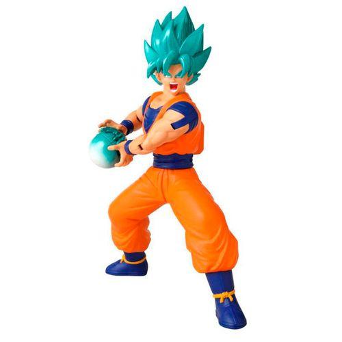 Dragon Ball Attack Figura SS Blue Goku