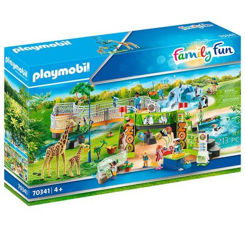 Playmobil Family Fun Gran Zoo