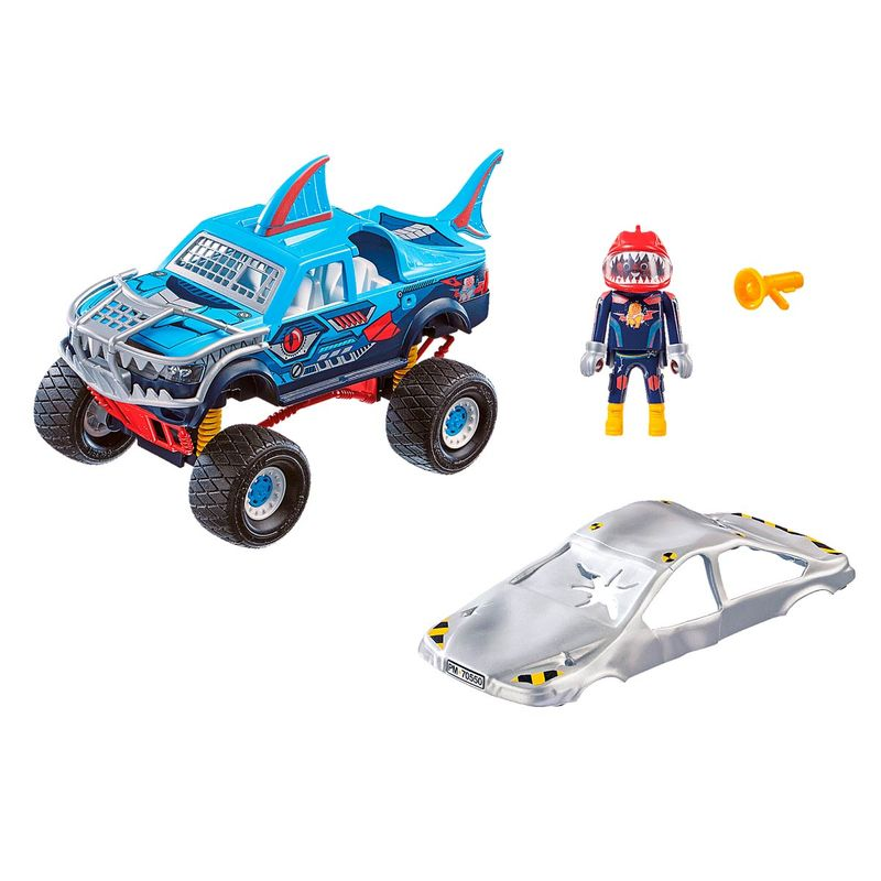 Playmobil-Stuntshow-Monster-Truck-Shark_1