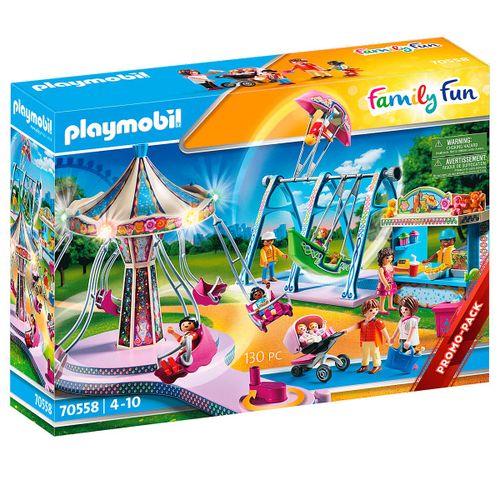 Playmobil Family Fun Gran Parque de Atracciones