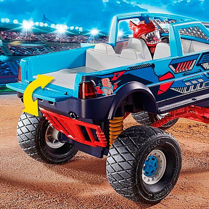 Playmobil-Stuntshow-Monster-Truck-Shark_3