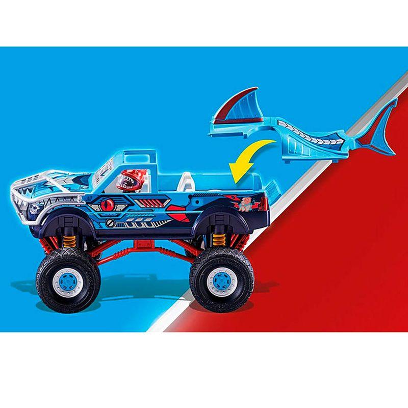 Playmobil-Stuntshow-Monster-Truck-Shark_4