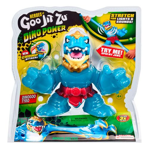 Goo Jit Zu Super Figura Dino Power T-REX