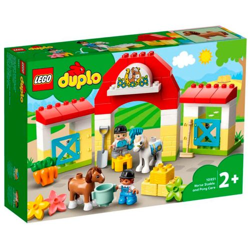 Lego Duplo Establo con Ponis