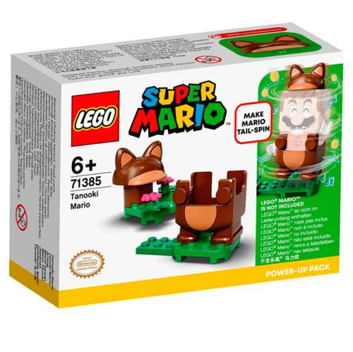 Lego Mario Pack Potenciador: Mario Tanuki