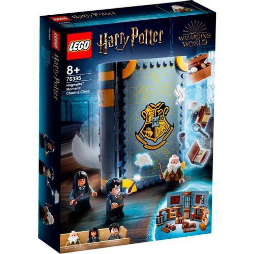 Lego Harry Potter Momento: Clase Encantamientos