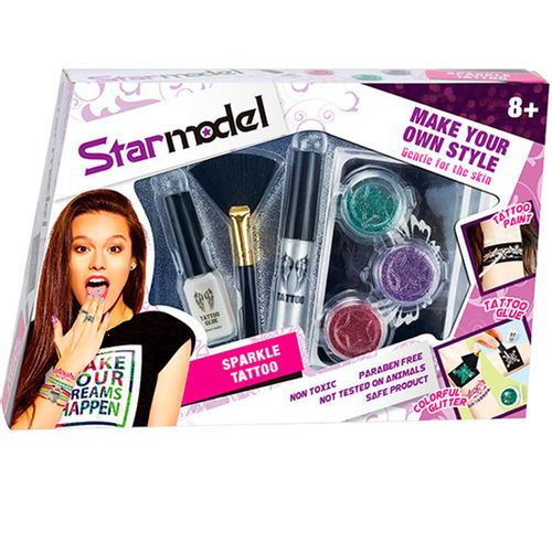 Starmodel Pack Sparkle Tatto