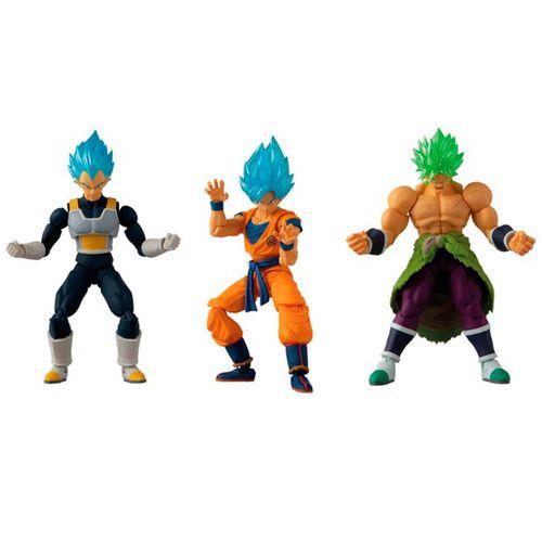 Dragon Ball Figura Evolve Surtida